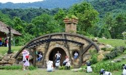 Giá vé tham quan Bạch Mã Village